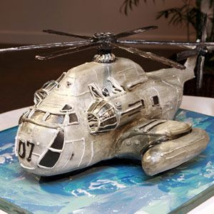 cakes helicopter cake military cake theme cakes groom cake fancy cakes ...