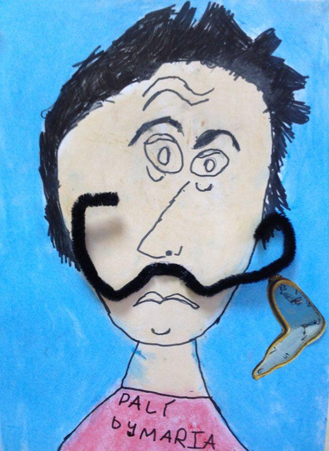 Salvador Dalí para niños