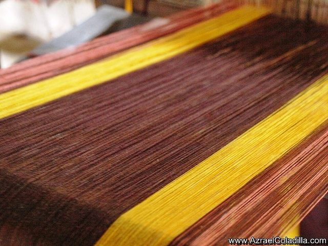 Abel cloth-weaving in Ilocos