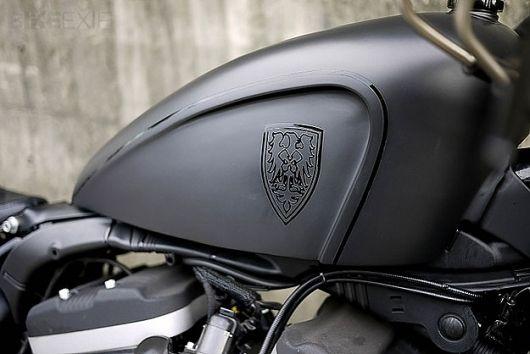 Harley-Davidson Sportster Love the paint