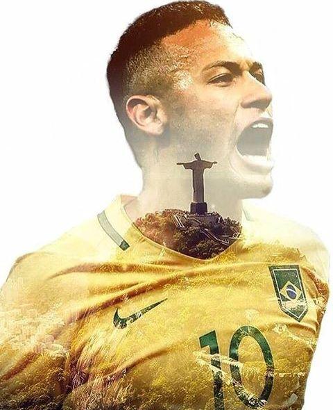 He usually lives in Brasil.