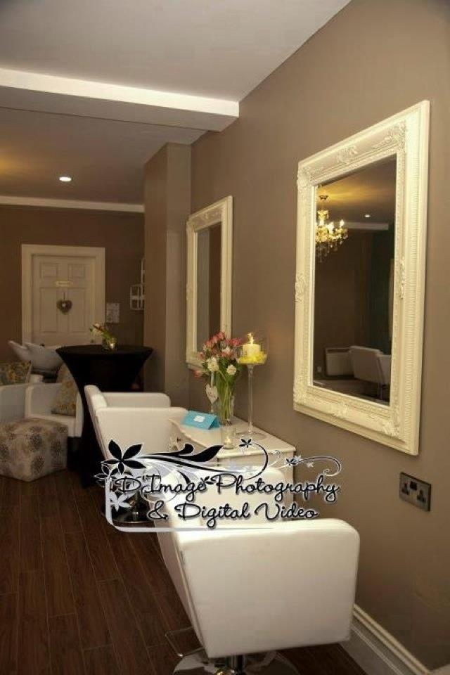78 best images about home hair salon ideas on pinterest - Interior hair salon lighting ideas ...