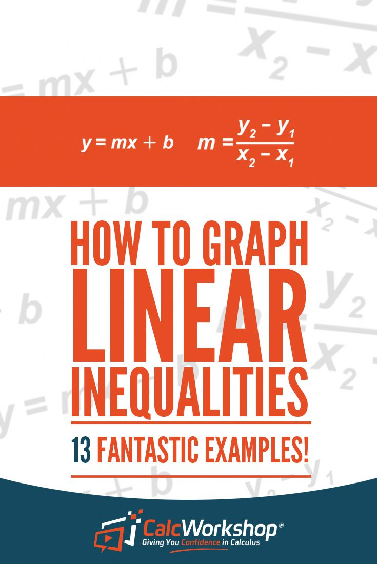 Graphing linear inequalities terrific video lesson that