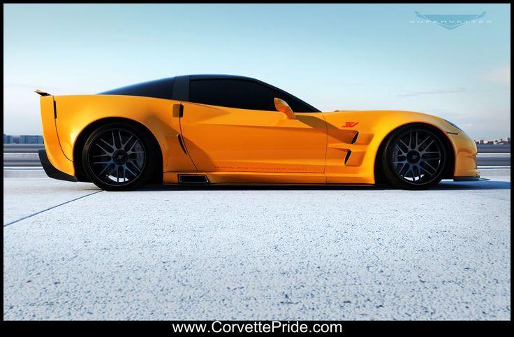 C6 Corvette by SuperVettes 127