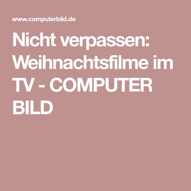 Nicht verpassen: Weihnachtsfilme im TV - COMPUTER BILD