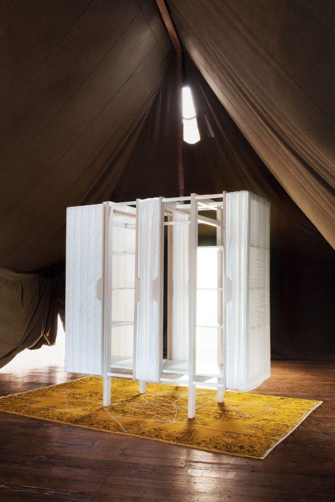 Aris closet by Moritz Schmid, Atelier Pfister