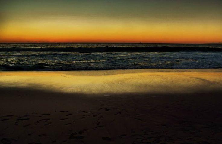 Kalbarri Beach after sunset. Western Australia. www.kalbarri.org.au