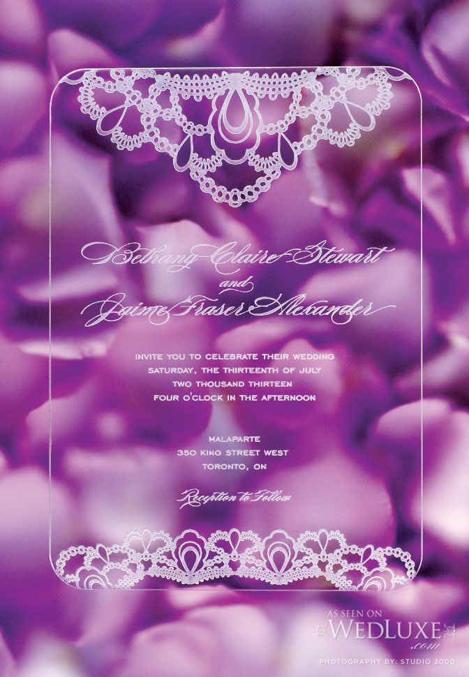 funny personal wedding card matter%0A Acrylic invites