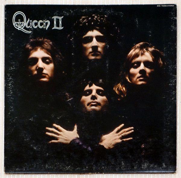 New to voluptuousvinyl.com / Queen – Queen II (1974) #glamrock #progrock #freddiemercury
