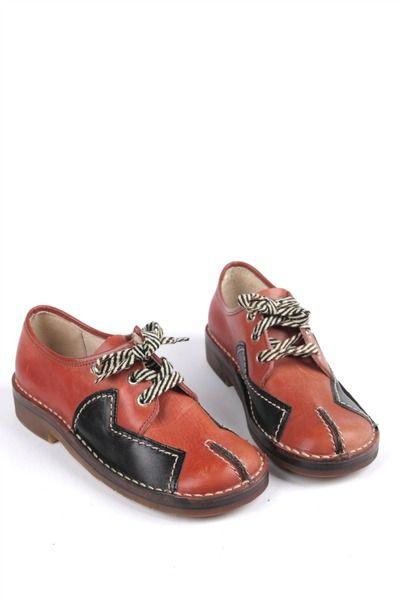 New old stock, oftewel, vintage schoenen die nooit gedragen zijn! For sale at DaWanda!