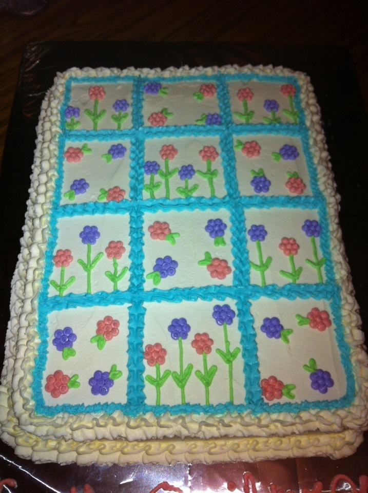 31 best Quilt Cakes images on Pinterest Quilted cake ...