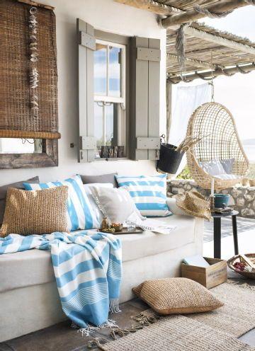 H&M home, Ideapark, tyynynpäällinen, sisustusideat, sisustusidea