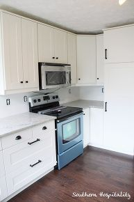 Newly Installed Ikea Kitchen