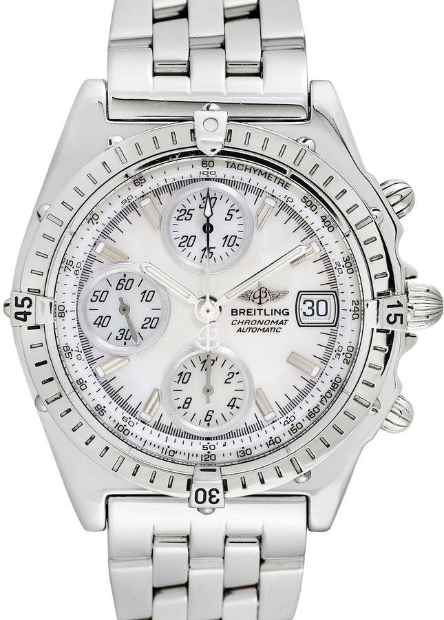 Breitling Watches Men's Vintage Breitling Chronomat Vitesse Watch, 40mm