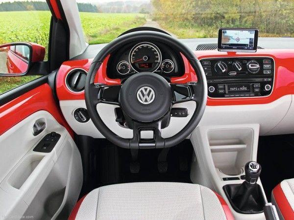 Volkswagen Eco Up! compressed natural gas CNG