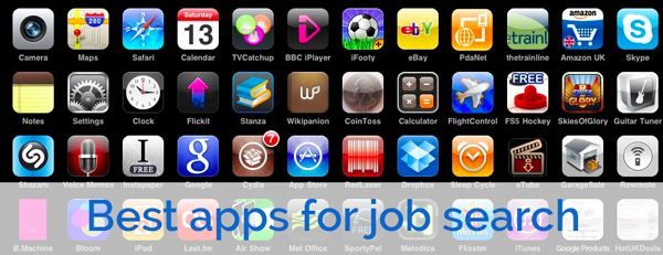 5 Best Job Searching Apps To help you get a job Operations - best job search apps