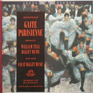 Herbert Von Karajan - Gaite Parisienne: buy LP at Discogs