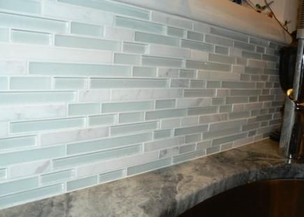 47+ Trendy Kitchen Tile Backsplash Glass Patterns