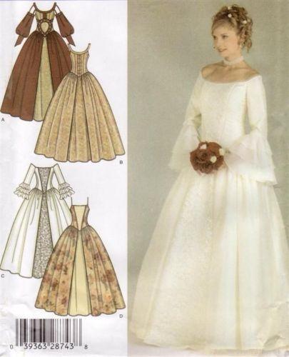 Renaissance Festival Wedding Dresses: 189 Best Colonial Dresses Images On Pinterest