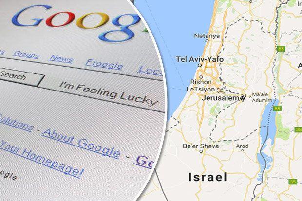 http://whypost.blogspot.it/: Google rimuove completamente la Palestina dalle su...