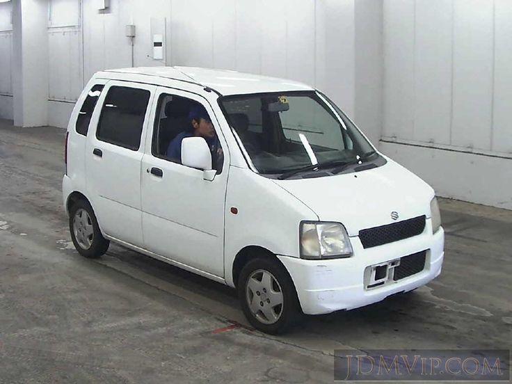 2000 SUZUKI WAGON R FM MC21S - http://jdmvip.com/jdmcars/2000_SUZUKI_WAGON_R_FM_MC21S-2KVHuDI0BpO6zbG-60266