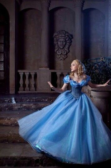 Beautiful Cinderella 2015 Cosplay