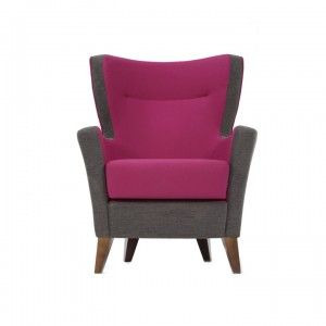 Jenny Mid Back Armchair from Knightsbridge Furniture