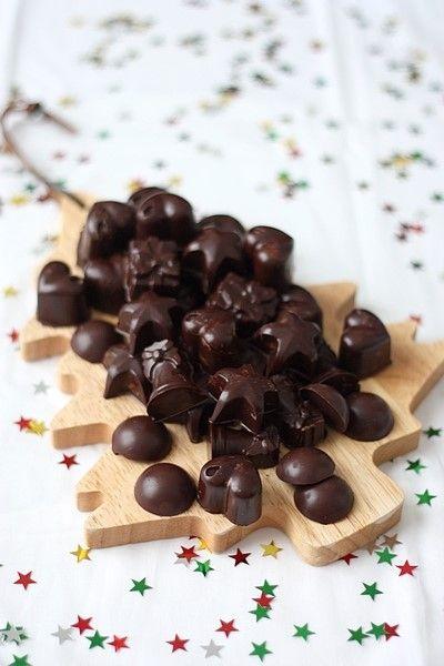 Faire ses chocolats