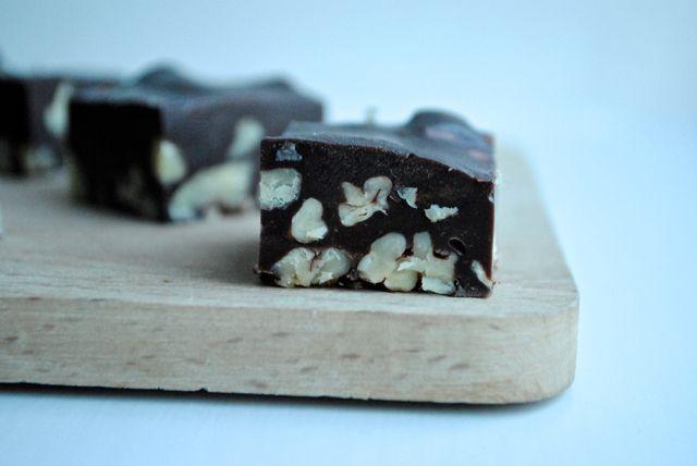 Chokoladekarameller à la Frederik Bille Brahe - Anne au Chocolat (recipe in Danish)
