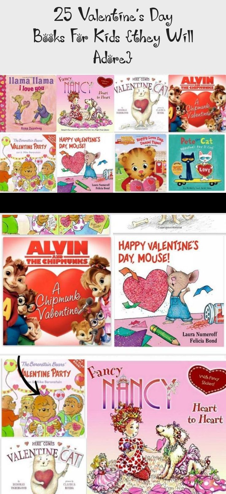 25 Valentine's Day Books For Kids {they Will Adore in 2020 ...