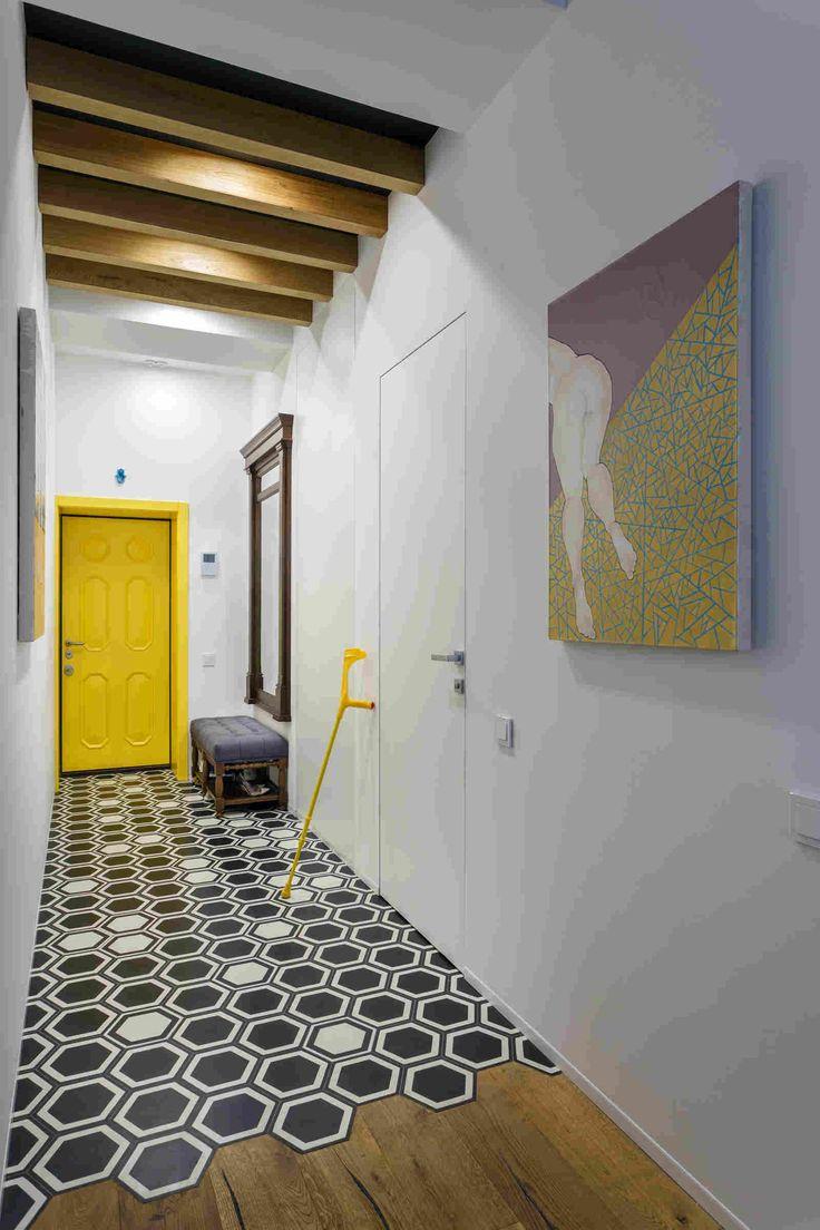 Квартира художника от SVOYA studio