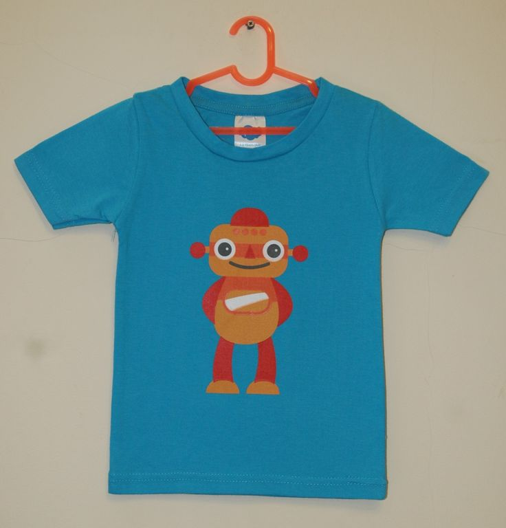 Q-tee shirt for children between the ages of 1 - 4. Hi quality cotton and design.