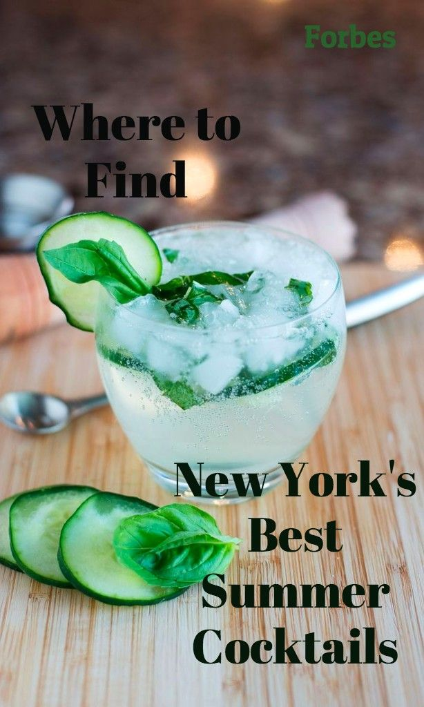 Warmer weather is just around the corner, and when summer hits, we recommended unwinding with drinks at the Strand's Hotel's cozy Top of the Strand rooftop bar, offers up sophisticated spirits and views of the Empire State Building. Top tip: Check out the Cucumber Smash, made with gin, mint, cucumbers, and fresh lime.