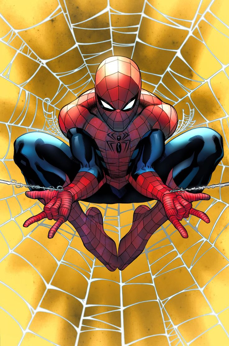 Amazing Spider-Man Annual #1 Variant