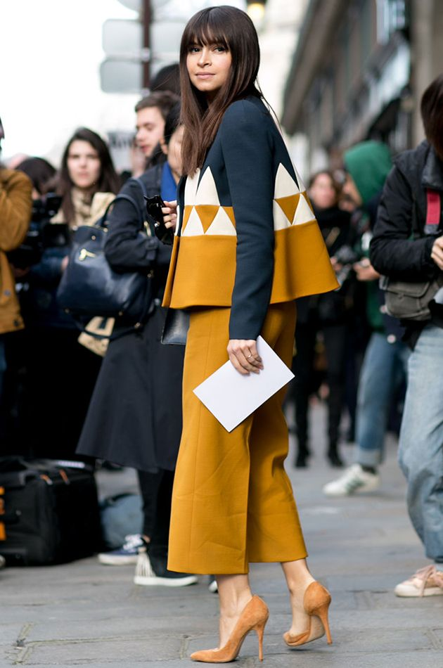 брюки женские широкие 2015 фото