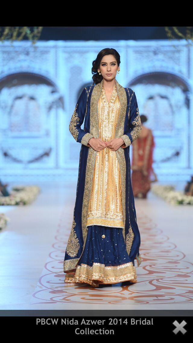 Beste Pakistanisch Brautkleider 2013 Galerie - Brautkleider Ideen ...