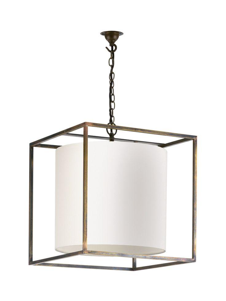 Derwent Pendant - Cube