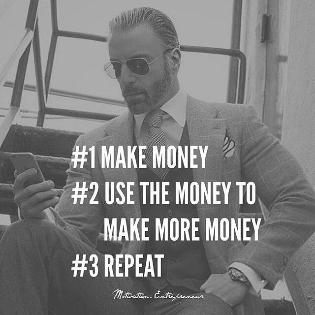 """@motivation.entrepreneur is one of the few accounts that truly inspires me. Follow @motivation.entrepreneur is you want real wisdom. It's often said """"it doesn't matter how much you make it matters how much you save."""" This is so true. Put your money to wor"""