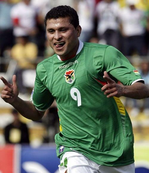 Bolivia: Joaquin Botero-20 goals.