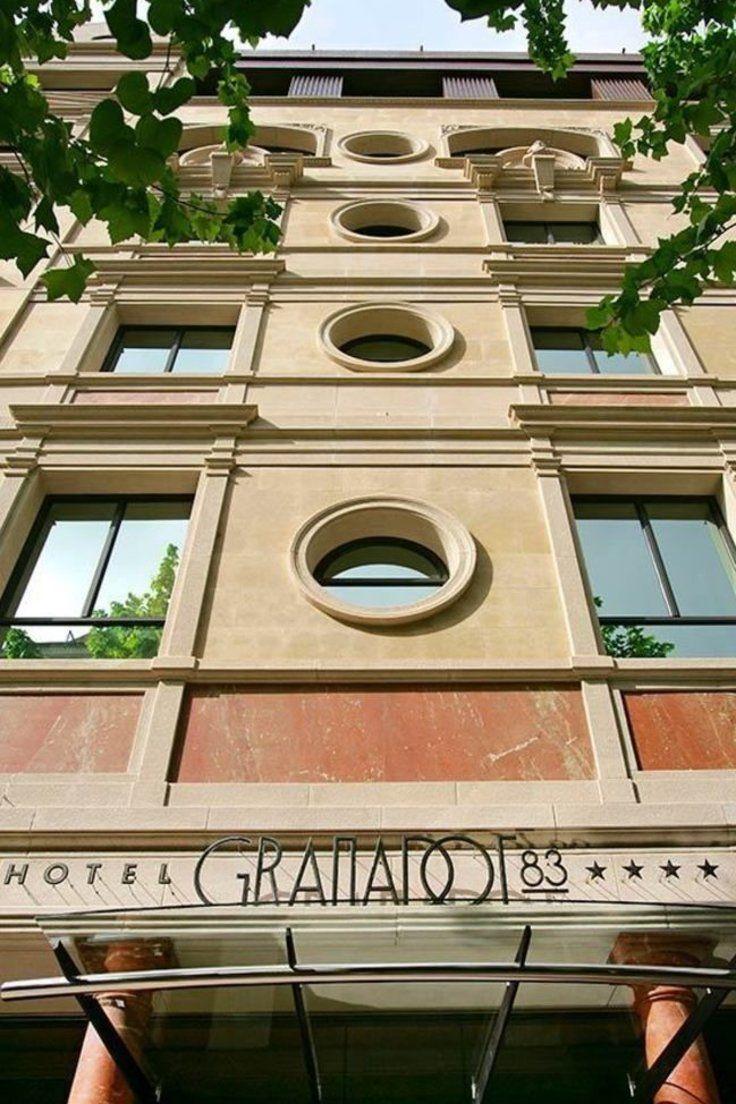 Hotel Granados 83 - Barcelona, Spain