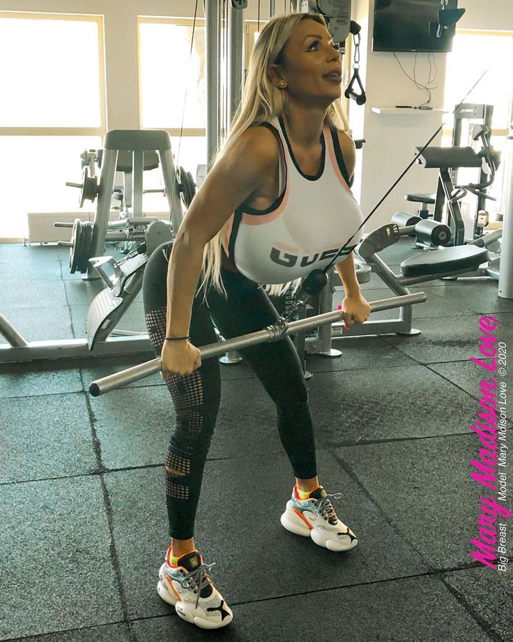 2 672 Me Gusta 86 Comentarios Mary Madison Love Marymadisonlove En Instagram This Morning Private Gym Session Gold Fitness Mary Madison Workout