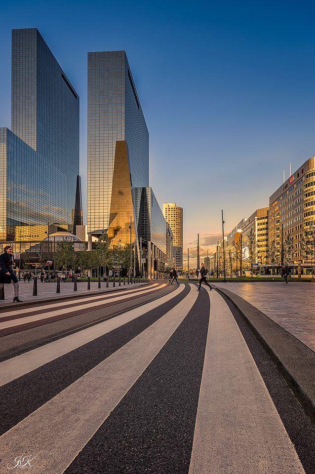 ¿Rotterdam - Weena, thv.Stationsplein / Kruisplein