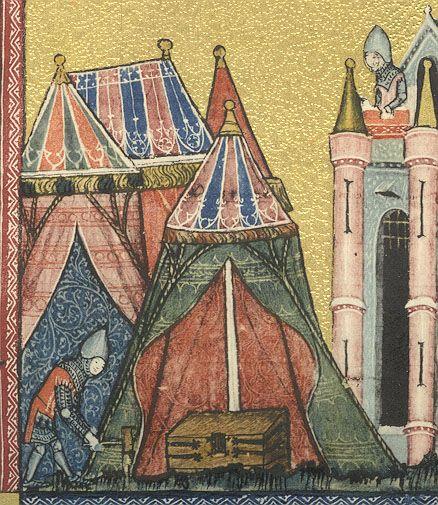 Romans de Alexander,  Flemish illuminator Jehan de Grise and his workshop…