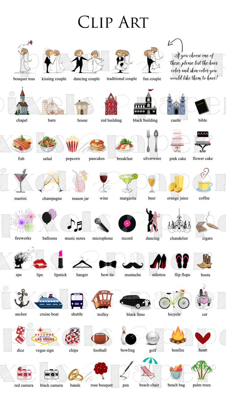 Best Clipart Images For Timeline Images On   Wedding