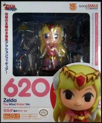 グッドスマイルカンパニー ねんどろいど/ゼルダの伝説 風のタクト 620 ゼルダ姫 風のタクトver./Princess Zelda -The Wind Waker Ver-