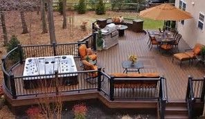 27+ Most Creative Small Deck Ideas, Making Yours Like Never Before! – Nauriell Greenleaf