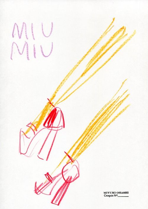 Miu Miu Shoes #1