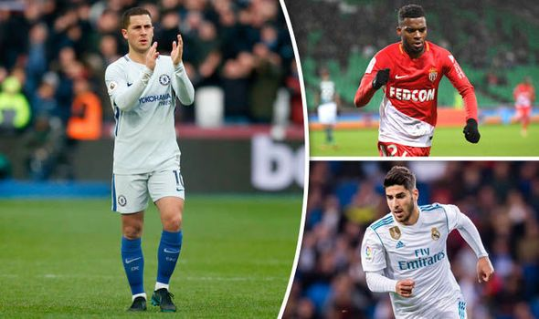 Eden Hazard to Real Madrid: Top transfer targets Chelsea could sign to replace star    via Arsenal FC - Latest news gossip and videos http://ift.tt/2yYNNRI  Arsenal FC - Latest news gossip and videos IFTTT
