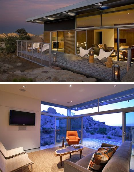 80 best images about prefab homes on pinterest cabin for Prefab steel house