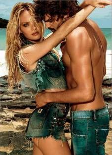 Marlon Teixeira for Osmoze Jeans Spring/Summer 2015 Campaign image